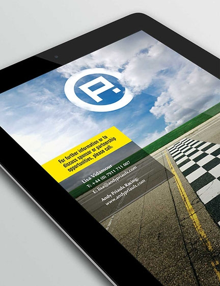 Andy Priaulx Racing: Interactive Sales PDF