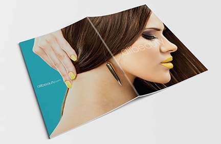 All Beauty Salon: Brochure