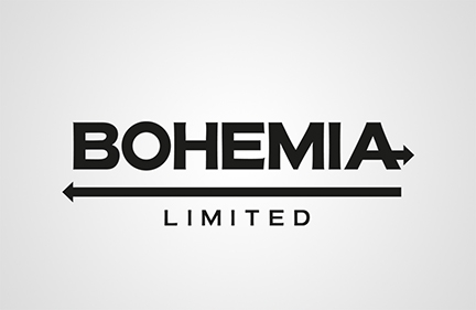 Bohemia Limited: Logo & Stationery