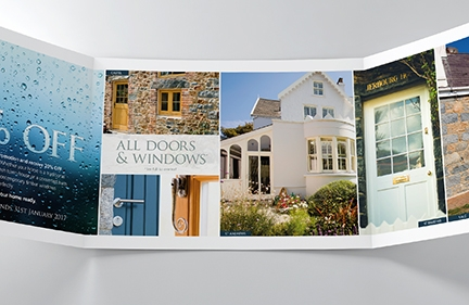 Timber Windows C.I. Mailer