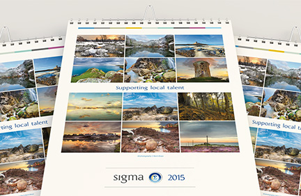Sigma Group: 2015 Calendars